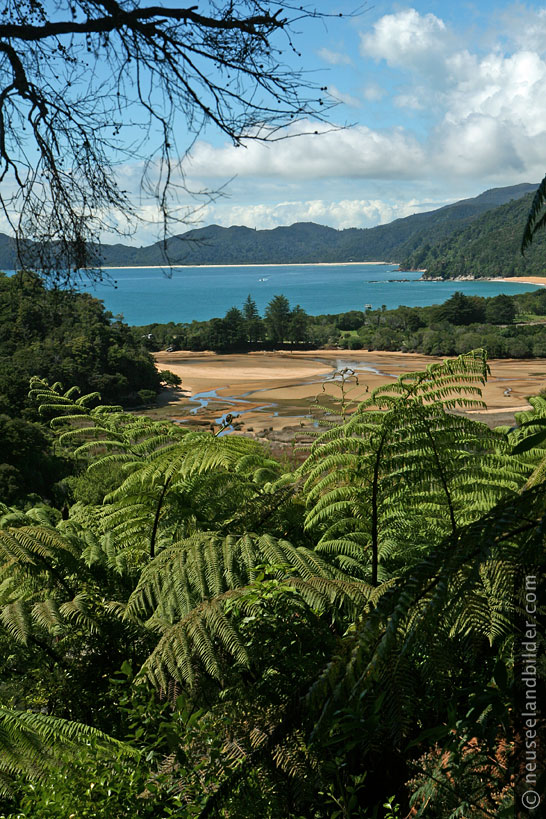 Abel Tasman National Park – Totaranui