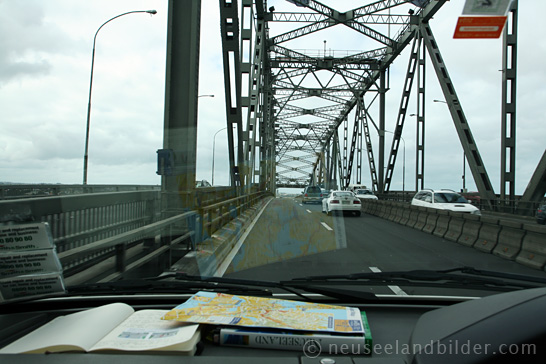 Auckland – Harbour Bridge