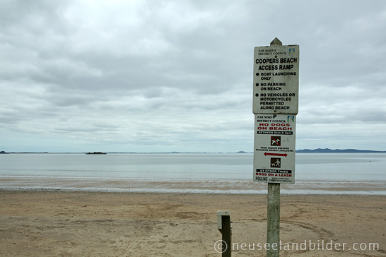 Doubtless Bay – Coopers Beach