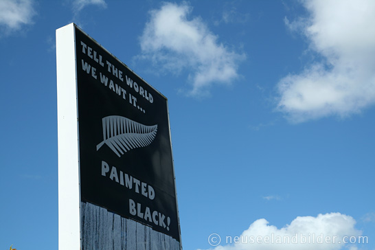 Whangarei – Painted Black